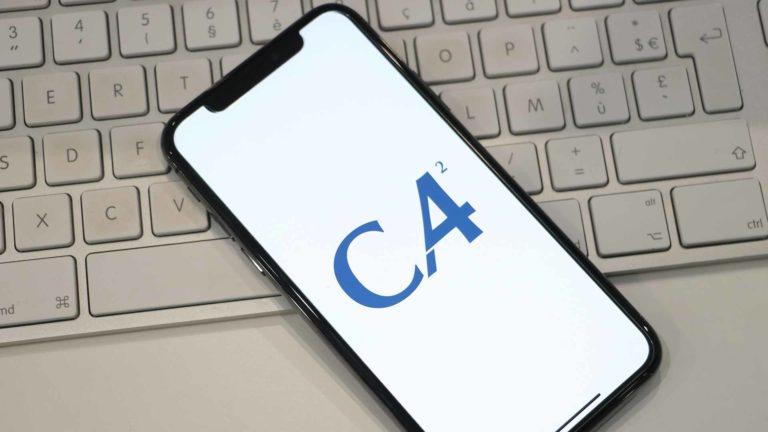 L'application CA2 disponible