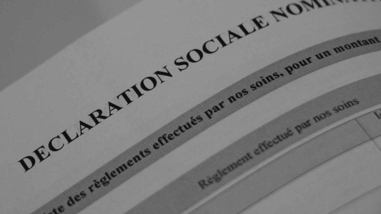 La déclaration sociale nominative