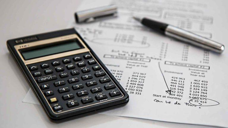 La vérification de comptabilité