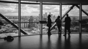 Le social d'une entreprise
