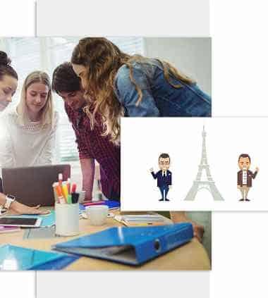Le groupe CA2 : expert comptable mérignac